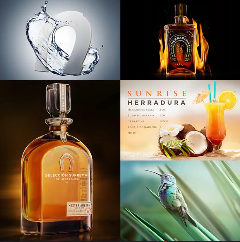 Tequila Herradura 8