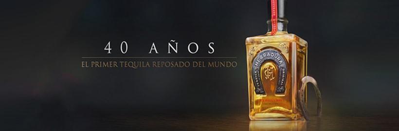 Tequila Herradura 9