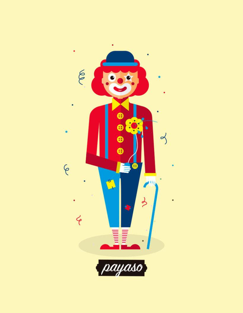 Disfraces de Carnaval. Tipo tipo! 1