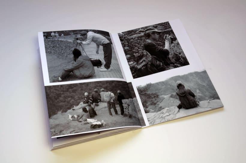 BRUMA_ 28 Días Chile, Perú, Bolivia_ Impreso por MAY Ediciones. 2