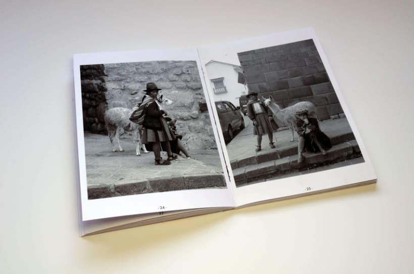 BRUMA_ 28 Días Chile, Perú, Bolivia_ Impreso por MAY Ediciones. 4