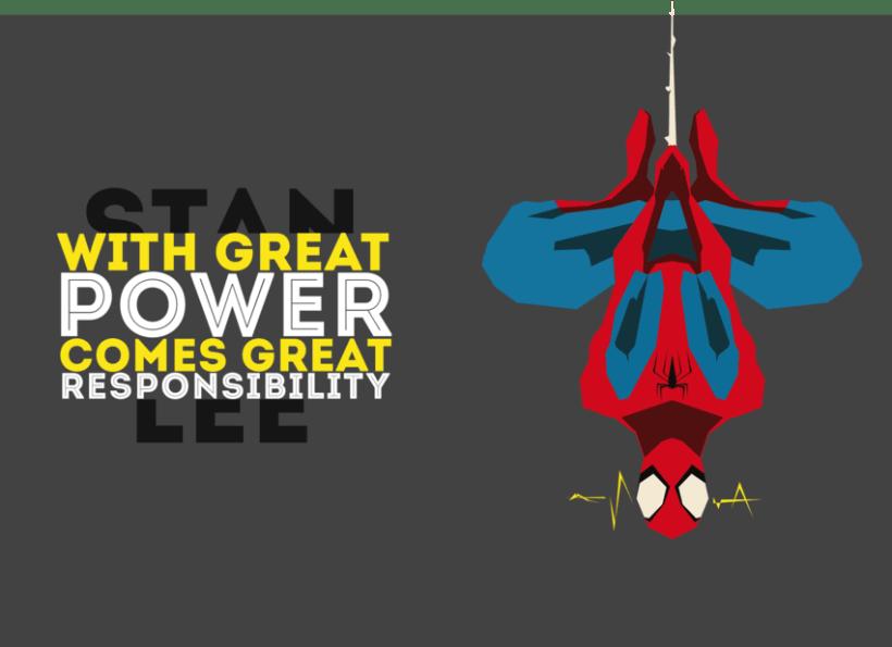 Tipografía: Spider-man 0