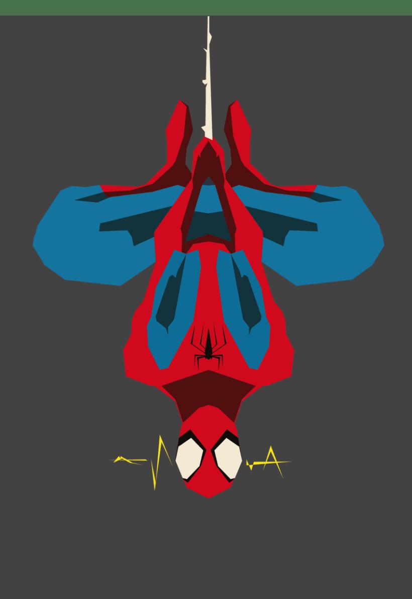 Tipografía: Spider-man 2