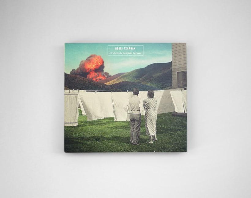 Berri Txarrak Album Art 1