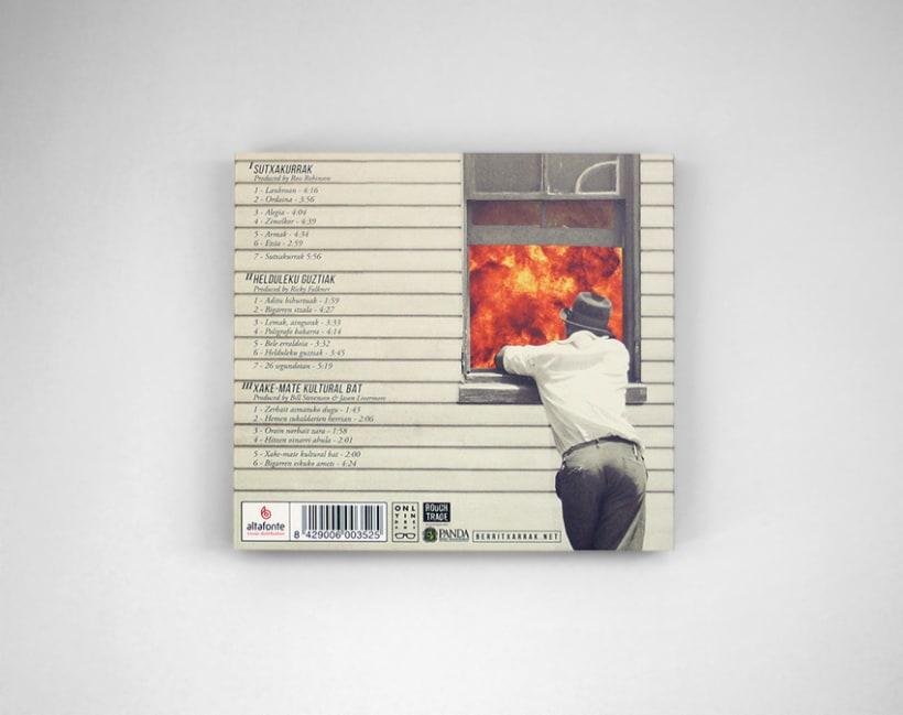 Berri Txarrak Album Art 2