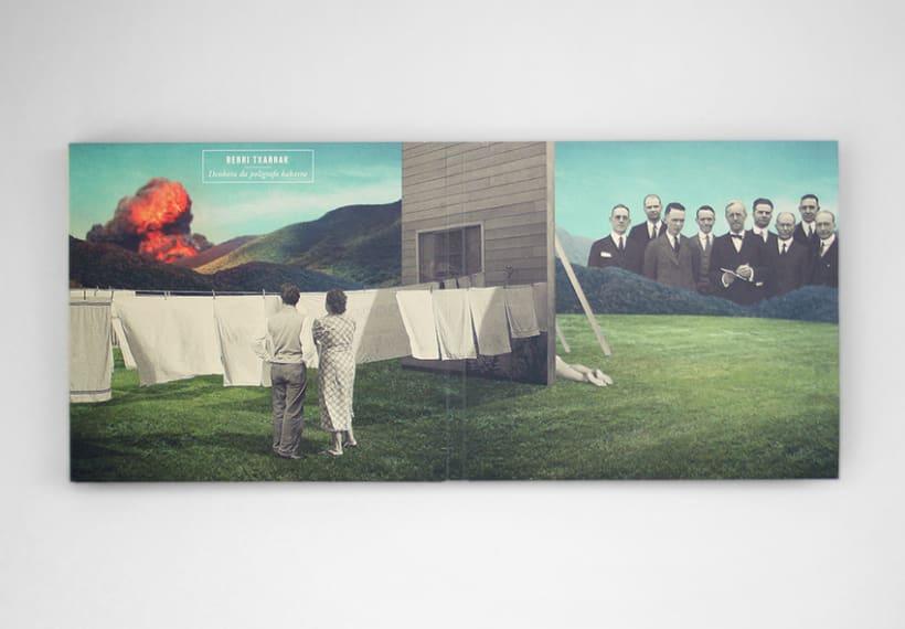 Berri Txarrak Album Art 3