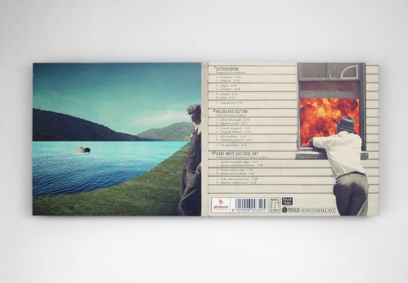 Berri Txarrak Album Art 4