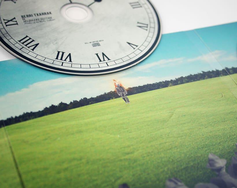 Berri Txarrak Album Art 6