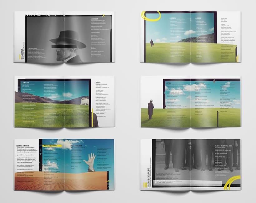 Berri Txarrak Album Art 8