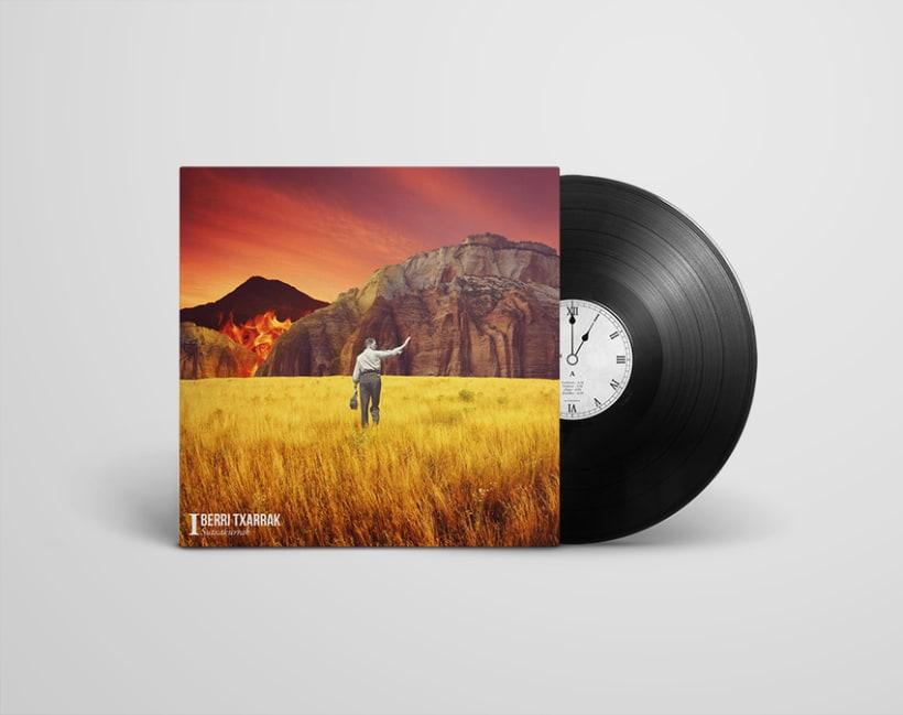 Berri Txarrak Album Art 12