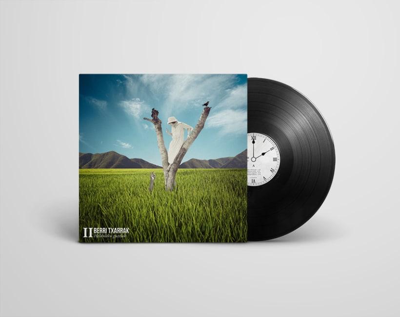 Berri Txarrak Album Art 13