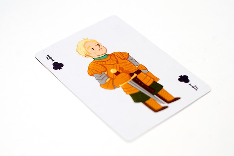 Game of Thrones Playing Cards 4