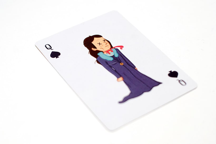 Game of Thrones Playing Cards 5