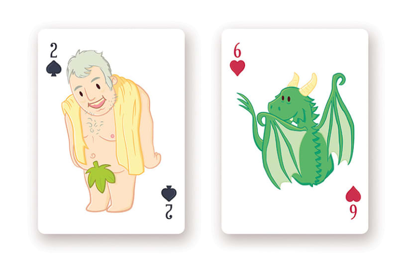 Game of Thrones Playing Cards 10