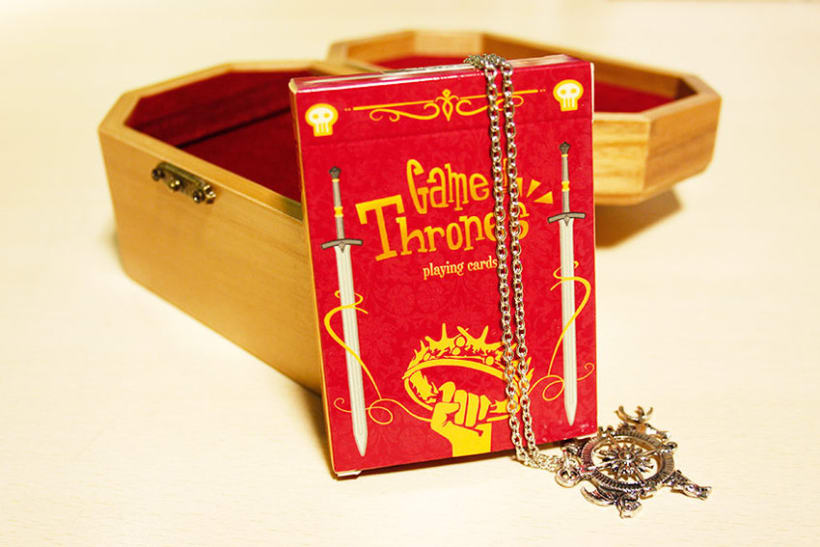 Game of Thrones Playing Cards 20