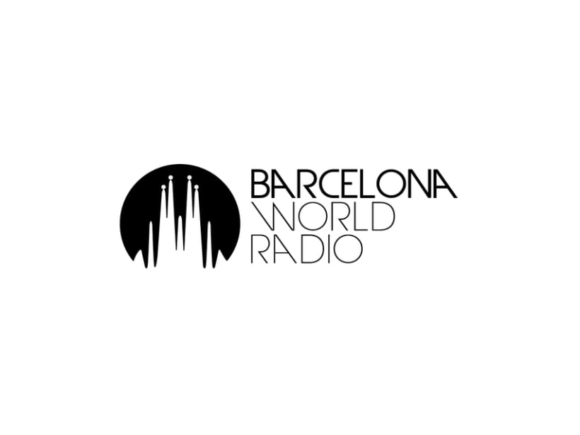 Identidad corporativa BCN World Radio 0