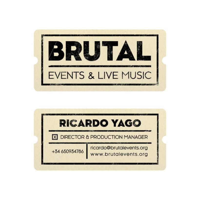 Brutal Events 0