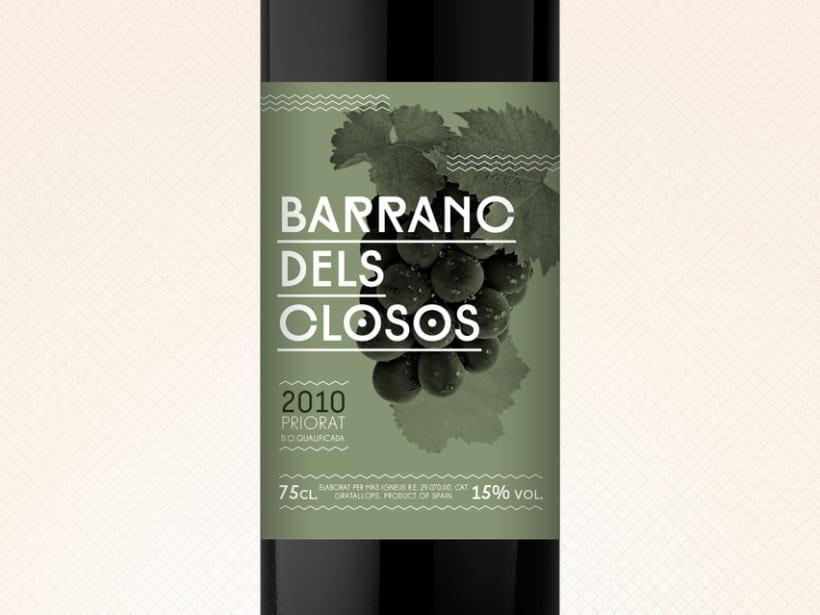 Rebranding Barranc dels clossos 2