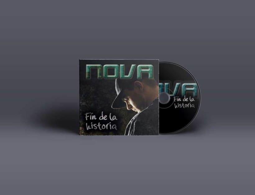 Portada disco NOVA -1