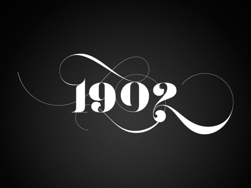 Rebranding 1902 -1
