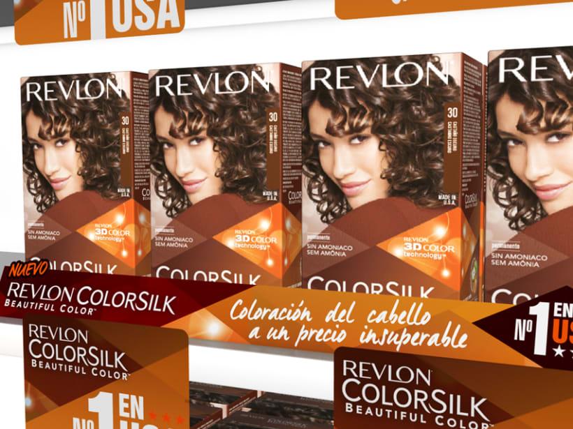 Propuesta diseño punto de venta Revlon 6