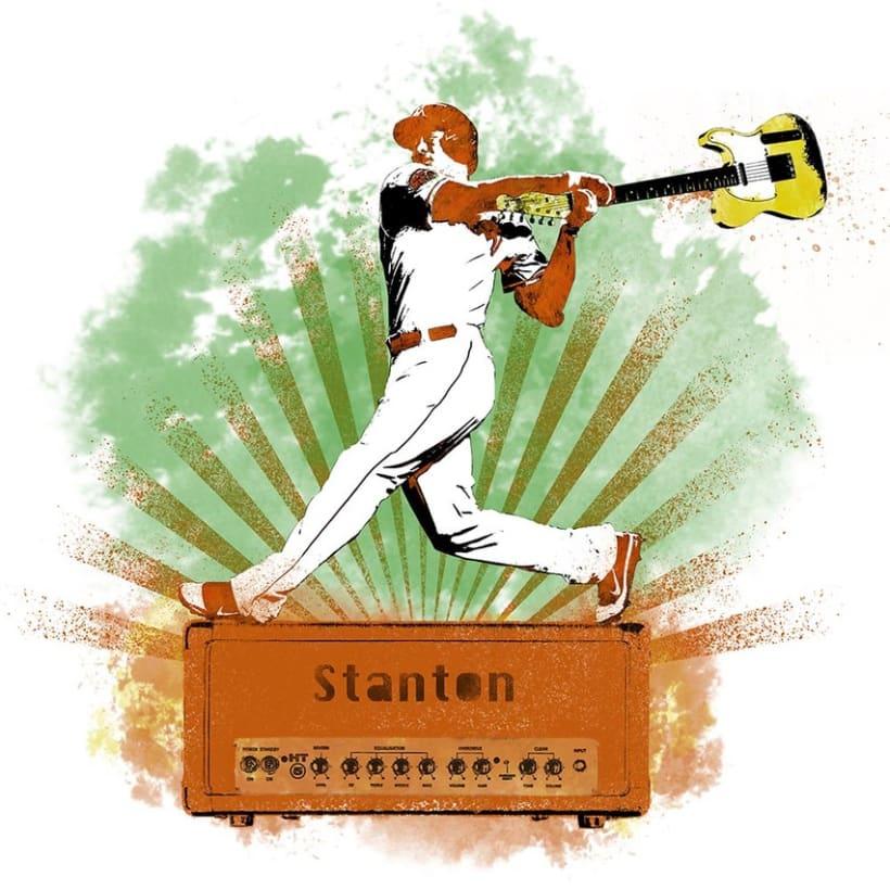 Baseball + Music -1