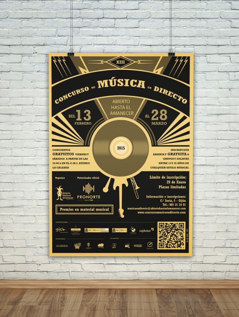 XIII Concurso de Música en Directo 0