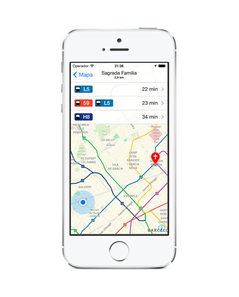 Aplicación Barcelona Smart Guide 4