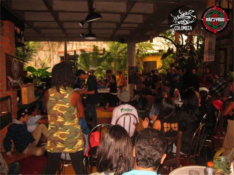 Jurado Fiesta Zulu Planeta Rock Colombia 0