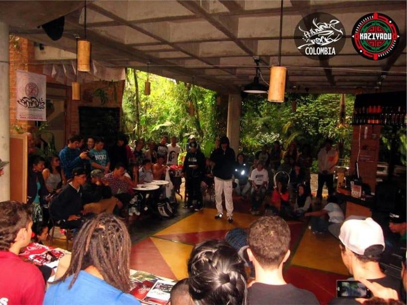 Jurado Fiesta Zulu Planeta Rock Colombia 1