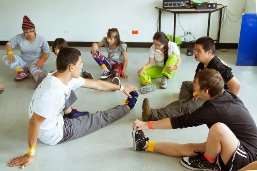 Experiencias de inclusión social con niños, niñas y jóvenes en situación de discapacidad síndrome de down 7