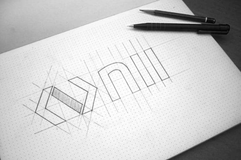 NII | Logo design 2