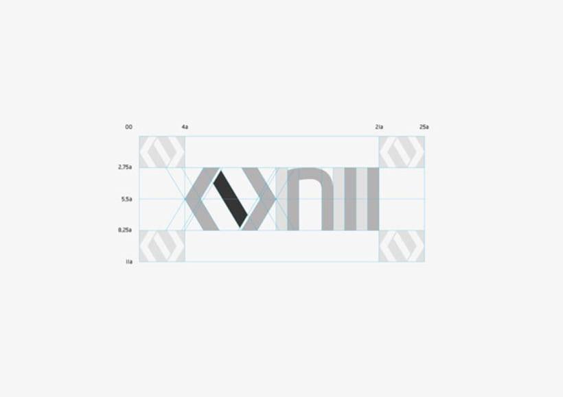 NII | Logo design 3