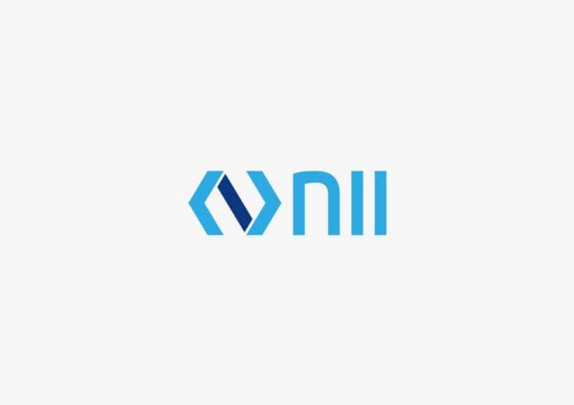 NII | Logo design 4