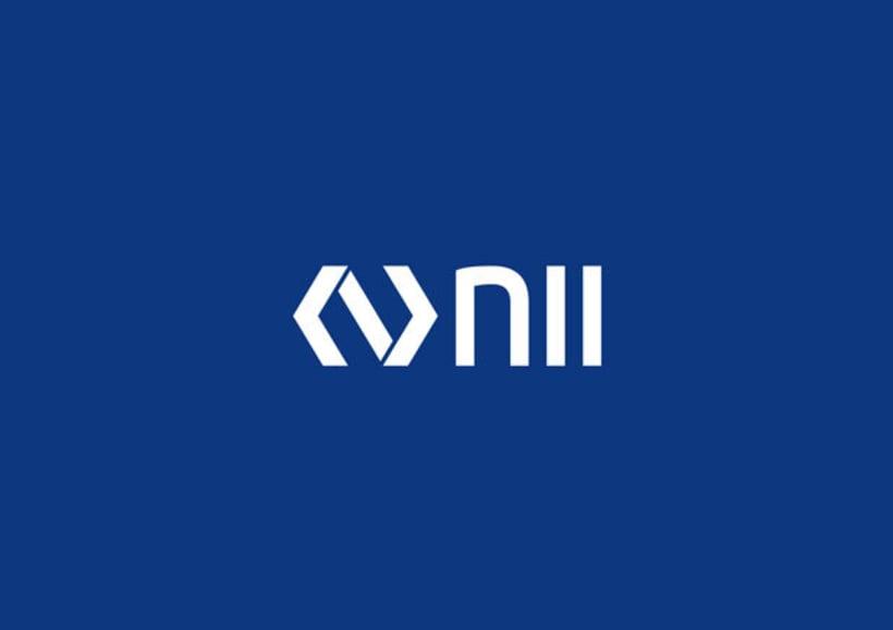 NII | Logo design 5