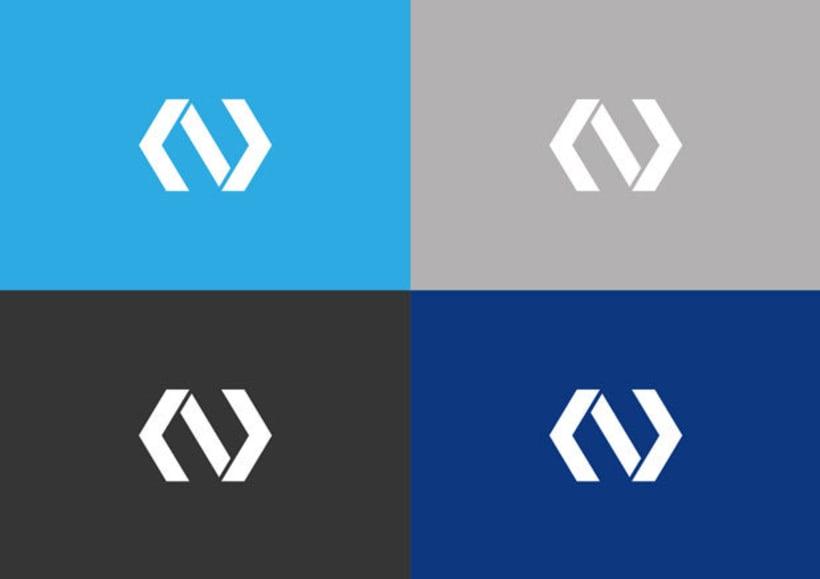 NII | Logo design 7