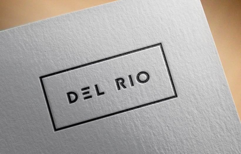 Del Rio Branding 1