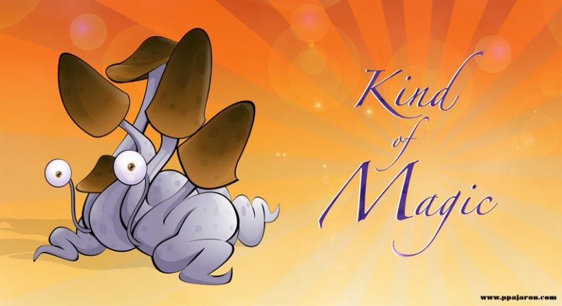 kind of magic -1