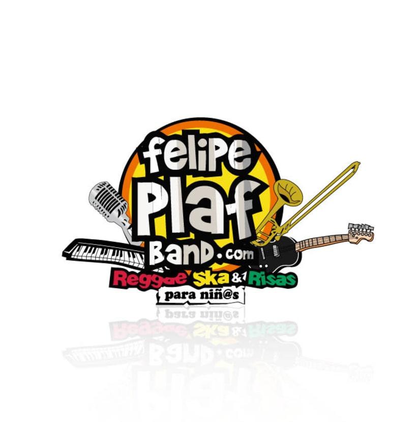 Felipe Plaf Band 1