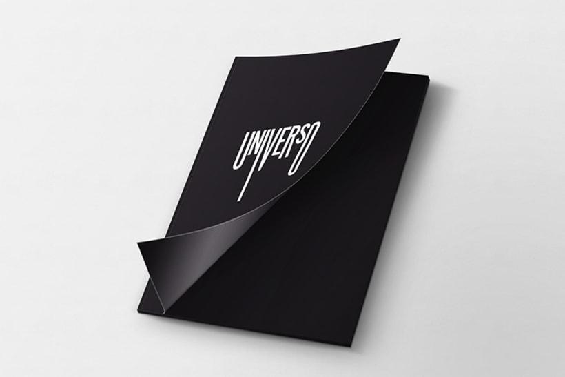 UNIVERSO - Editorial design 1