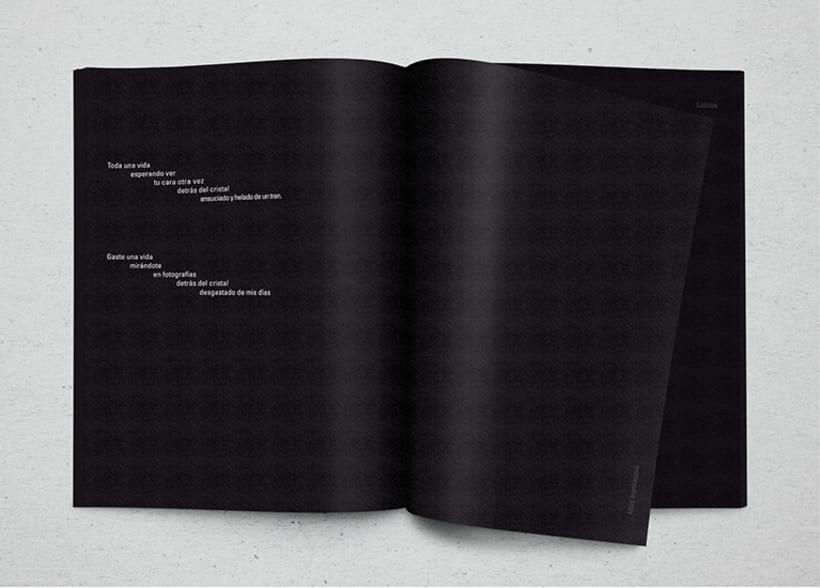 UNIVERSO - Editorial design 2