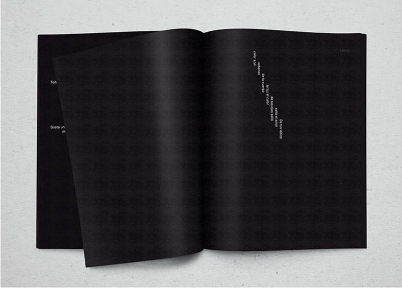 UNIVERSO - Editorial design 3