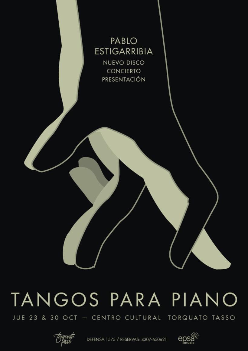 Tangos para piano 6