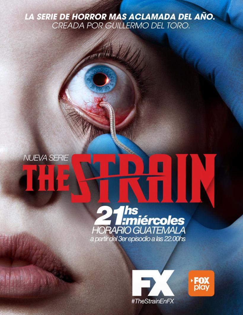 Armado The Strain  -1
