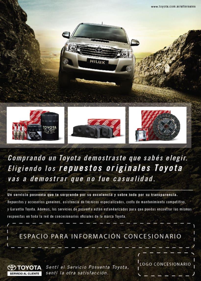 Armados Toyota 6