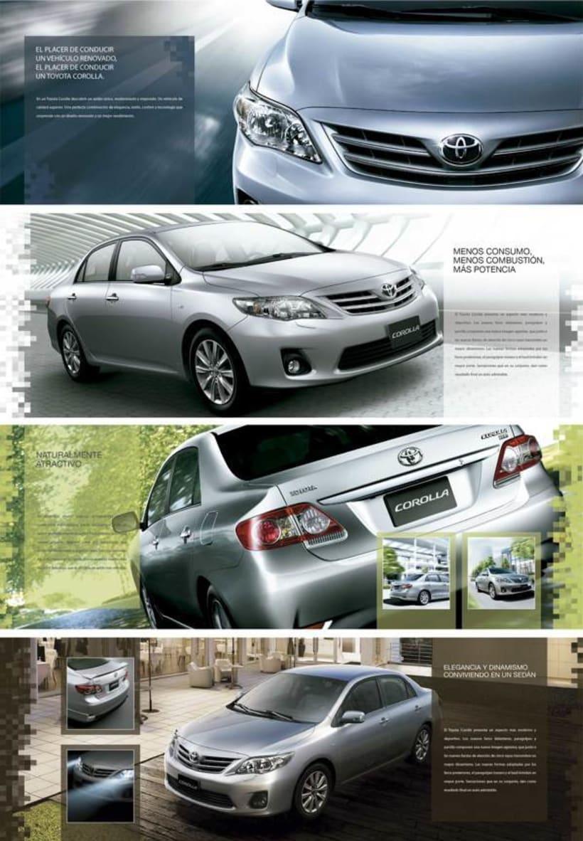 Armados Toyota 7