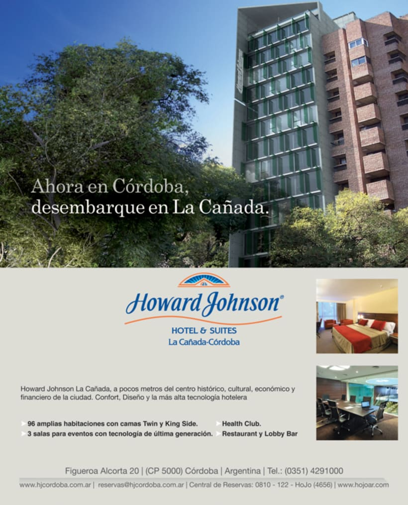 Howard johnson argentina domestika for Johnson argentina