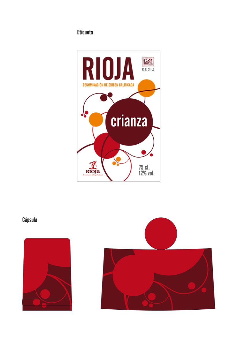 Rioja Denominación de Origen Cualificada 0