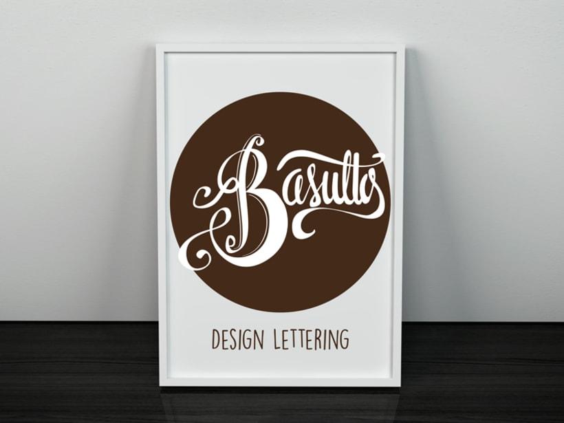 Hand lettering branding 7