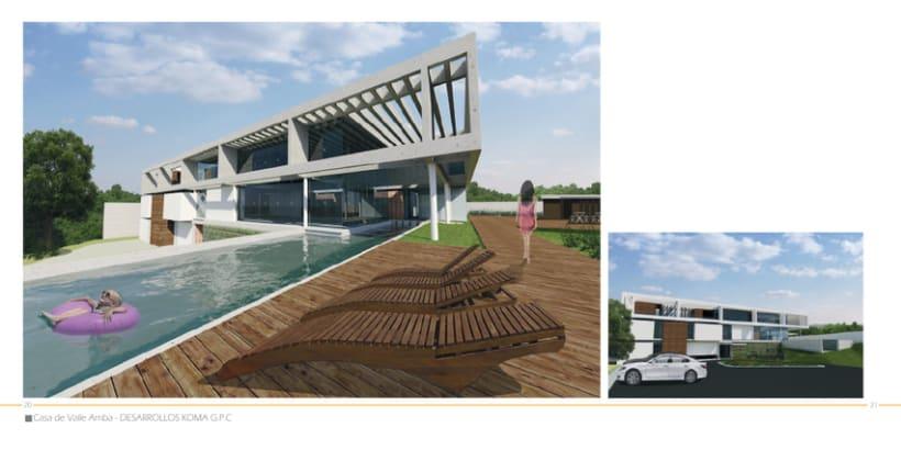 PORTFOLIO. ARCHITECTURAL VISUALIZATION 9